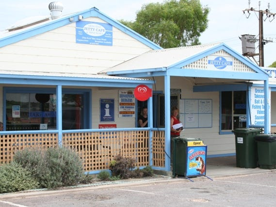 Arno Bay Jetty Cafe, Arno Bay, SA 5603