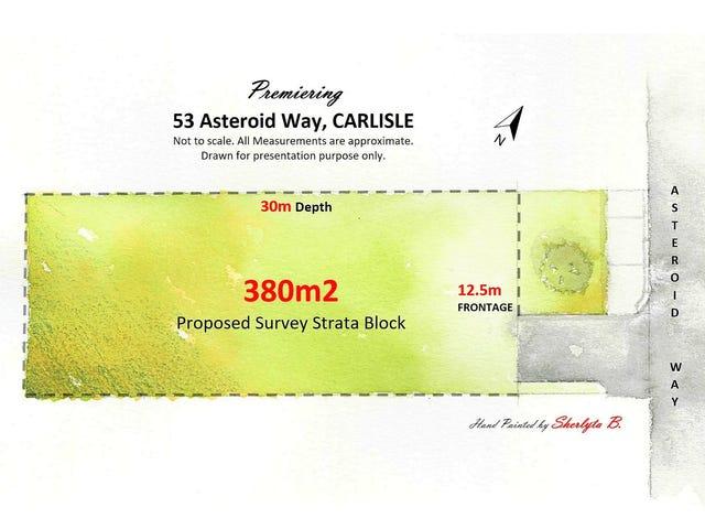 53 Asteroid Way, Carlisle, WA 6101