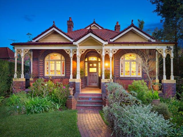 14  Selborne Street, Burwood, NSW 2134
