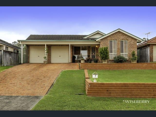 7 Raintree Terrace, Wadalba, NSW 2259