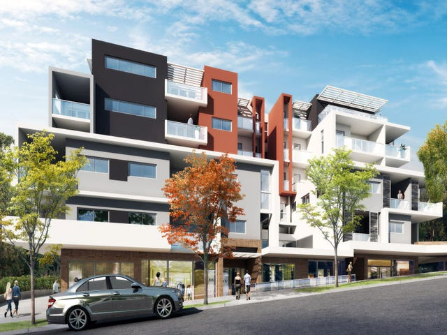 204/9-13 Birdwood Avenue, Lane Cove, NSW 2066