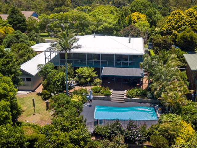 55 Murphys Creek Road, Blue Mountain Heights, Qld 4350