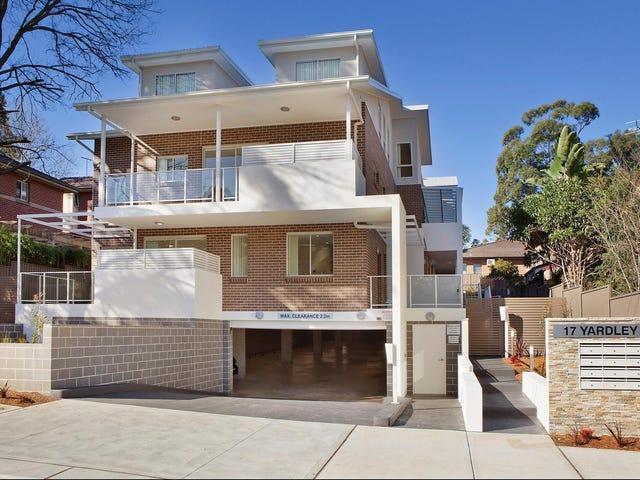 1/17 Yardley Avenue, Waitara, NSW 2077