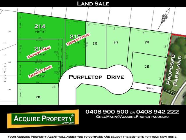 PL215 Purpletop Drive, Kellyville, NSW 2155