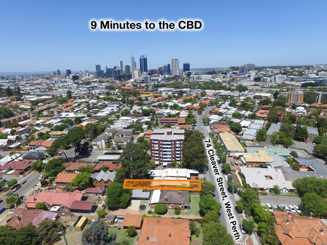 74 Cleaver Street, West Perth, WA 6005