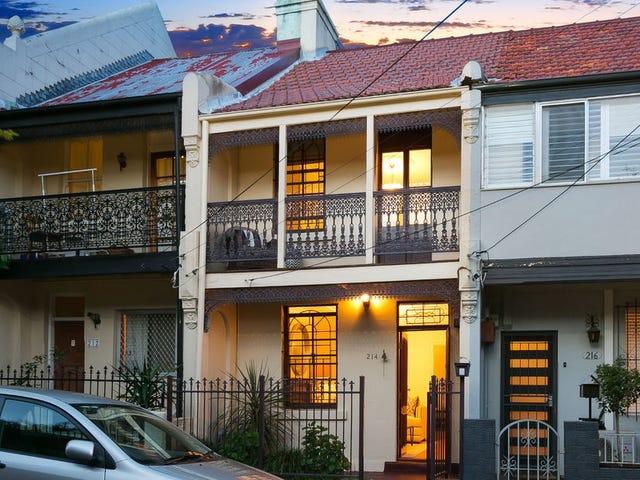 214 Denison Street, Newtown, NSW 2042