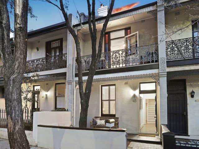 45 Brighton Street, Petersham, NSW 2049