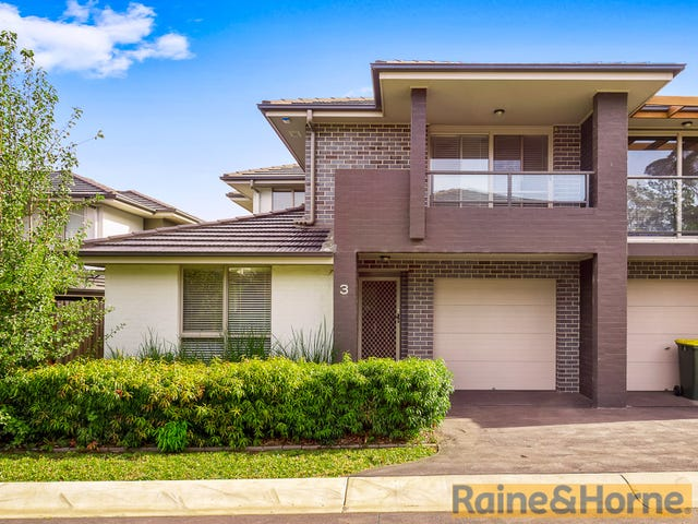 3/8 Hillview Road, Kellyville, NSW 2155