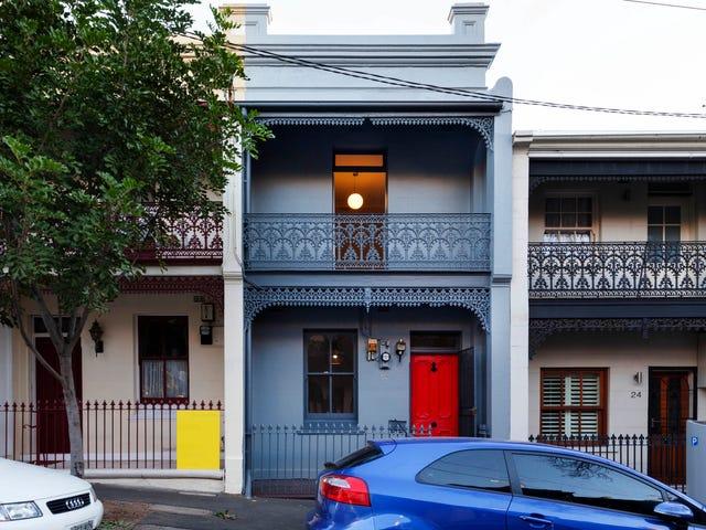 22 Talfourd Street, Glebe, NSW 2037