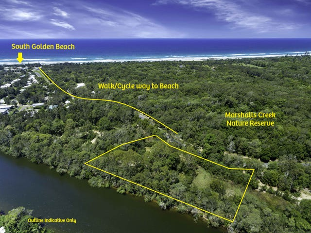 Lot 3 Redgate Road, South Golden Beach, NSW 2483