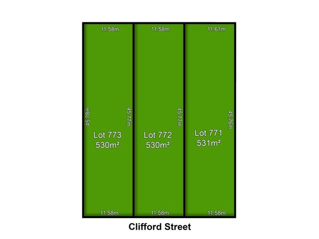 Lot771-773 Clifford Street, South Brighton, SA 5048