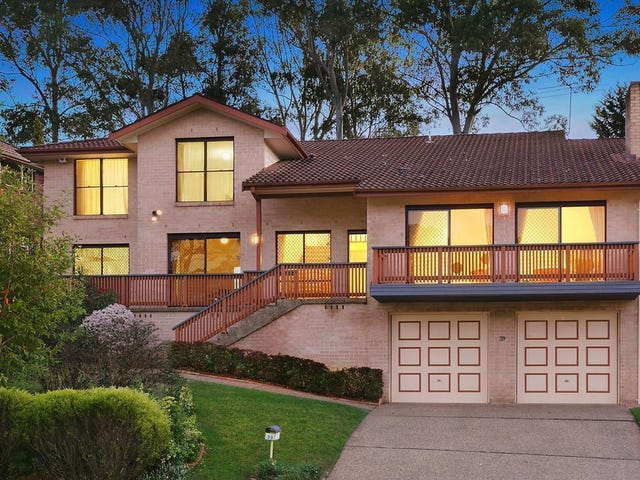 39 Castlewood Drive, Castle Hill, NSW 2154