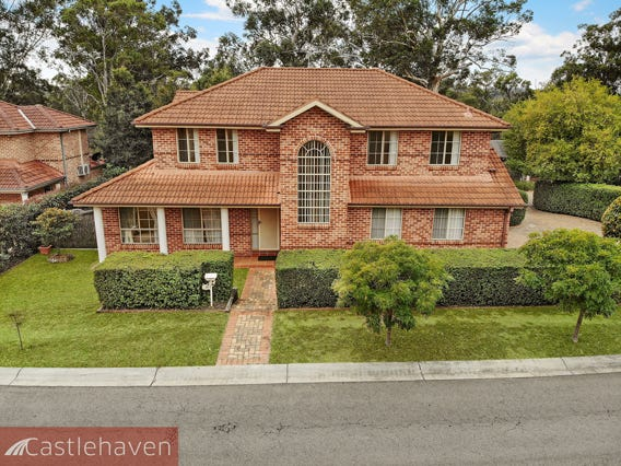 24 Longley Place, Castle Hill, NSW 2154