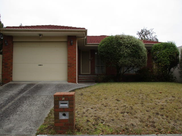 5 Applewood Drive, Knoxfield, Vic 3180