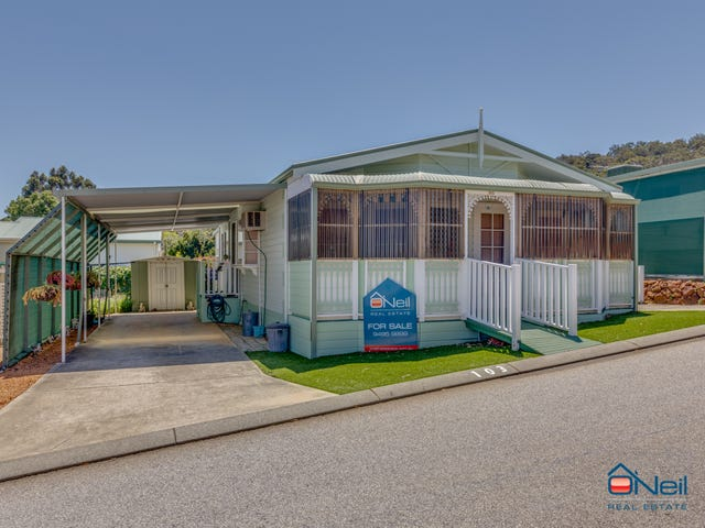 Park Home 103 270 South Western Highway, Mount Richon, WA 6112