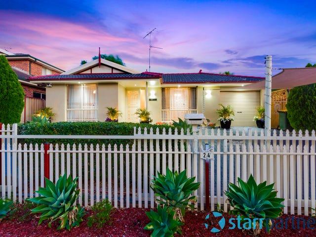 24 Thompson Crescent, Glenwood, NSW 2768