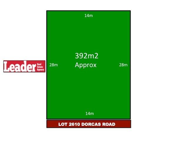 Lot 2610, Dorcas Road, Mickleham, Vic 3064