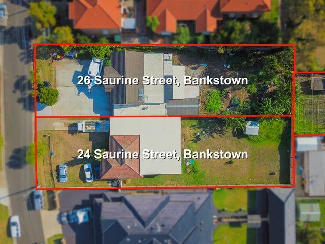 24-26 Saurine Street, Bankstown, NSW 2200