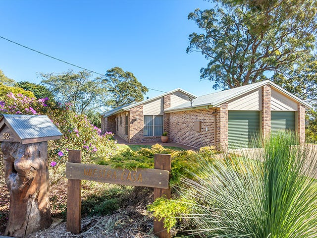 32 Murphy's Creek Road, Blue Mountain Heights, Qld 4350