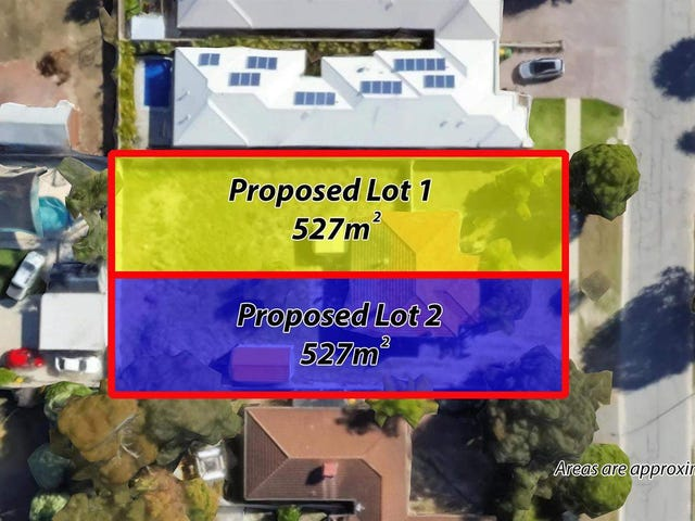 40  Toorak Road (Proposed Lots 1 & 2), Rivervale, WA 6103