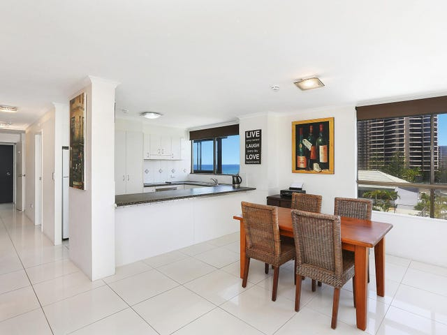 801/3 Orchid Avenue, Surfers Paradise, Qld 4217