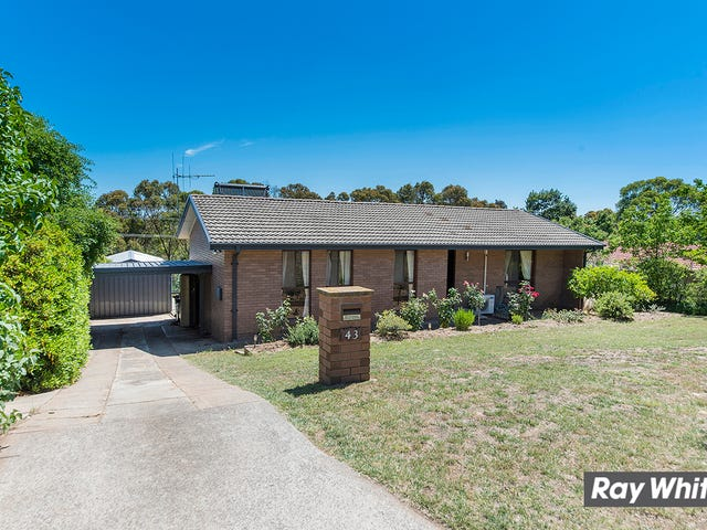 43 Solomon Crescent, Latham, ACT 2615