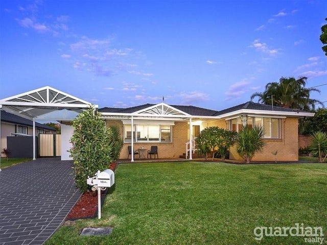 4 Lambert Crescent, Baulkham Hills, NSW 2153