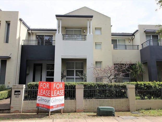 40 Rothbury Terrace, Stanhope Gardens, NSW 2768