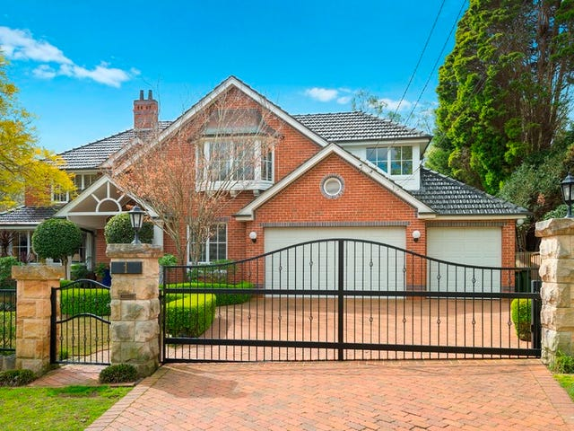 1 Greendale Avenue, Pymble, NSW 2073