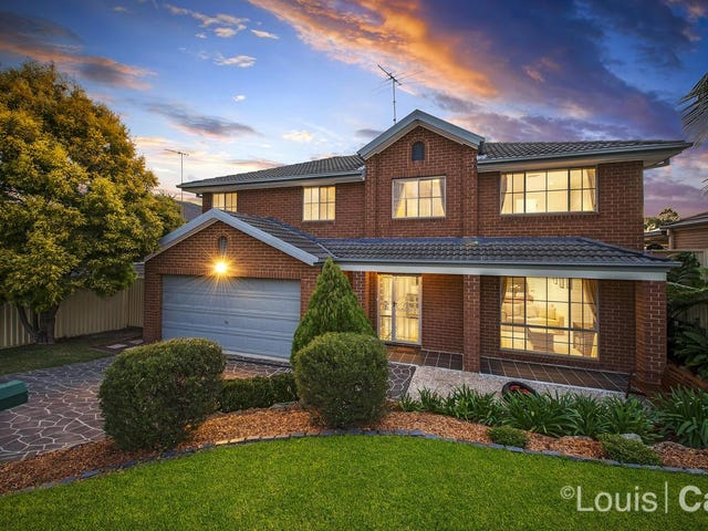 6 Horizons Place, Kellyville, NSW 2155