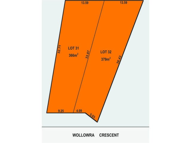 Lot 31 & 32, 5 Wollowra Crescent, Largs North, SA 5016