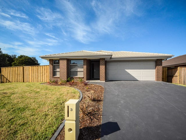 3 Midfield Close, Rutherford, NSW 2320