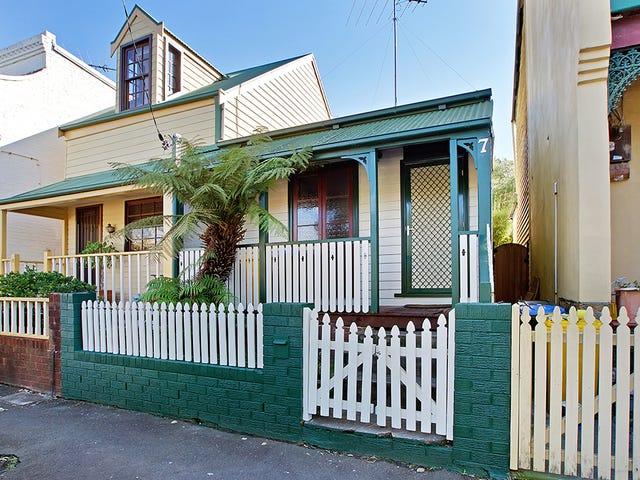 7 Withecombe Street, Rozelle, NSW 2039