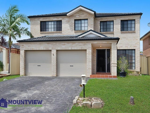 6 Winnaleah Street, West Hoxton, NSW 2171