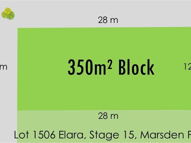Lot 1506 Elara Stage 15, Marsden Park, NSW 2765