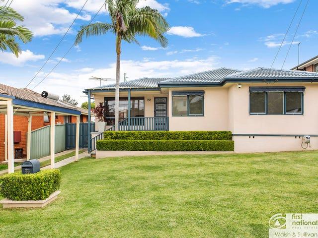 22 Orleans Crescent, Toongabbie, NSW 2146