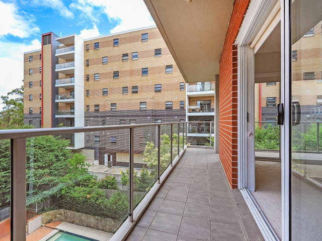 16/14-18  College Crescent, Hornsby, NSW 2077