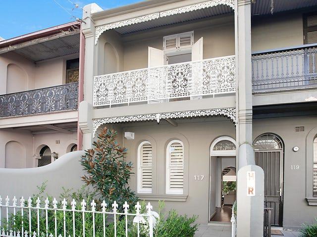 117 Underwood Street, Paddington, NSW 2021