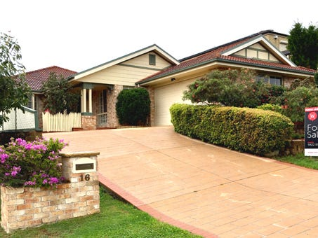 16 Levendale Street, West Hoxton, NSW 2171