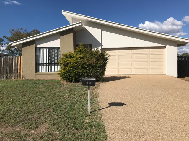 29 AMY STREET, Gracemere, Qld 4702