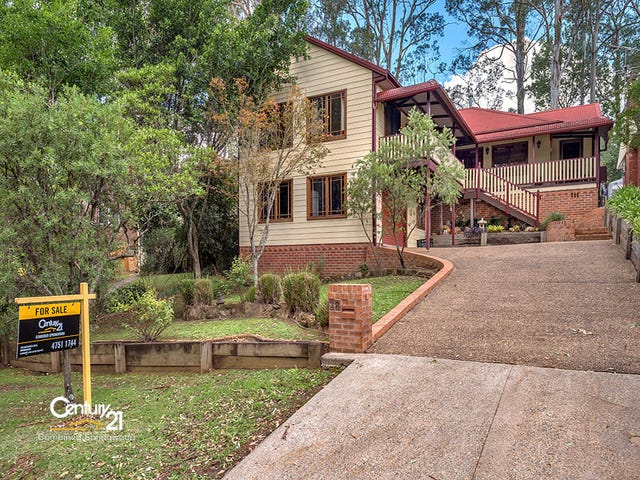 28 Springfield Crescent, Springwood, NSW 2777
