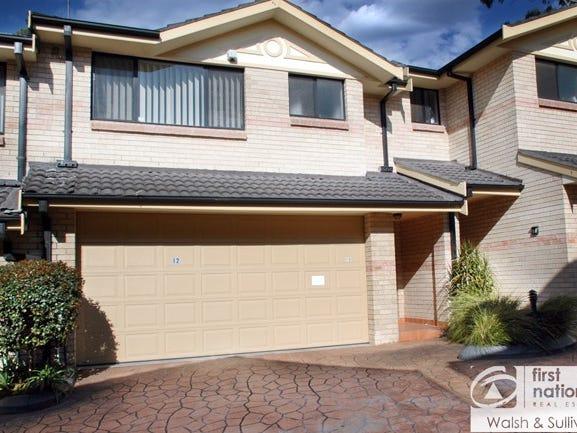 12/35 Parsonage Rd, Castle Hill, NSW 2154