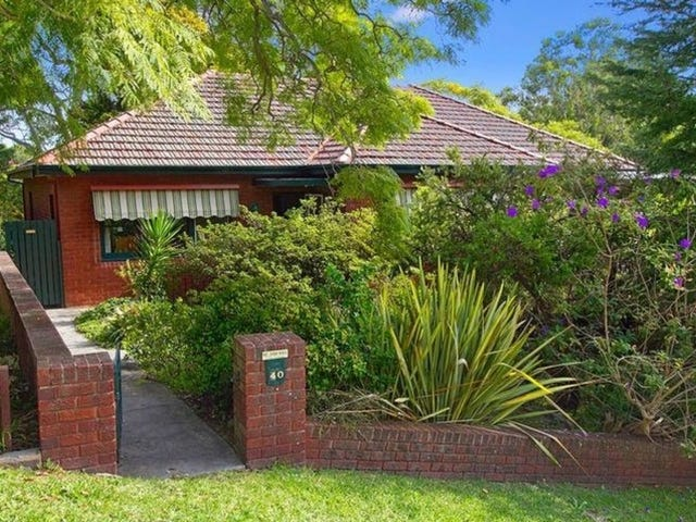 40 Wisdom Road, Greenwich, NSW 2065