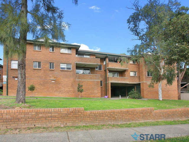 17/454 GUILDFORD ROAD, Guildford, NSW 2161