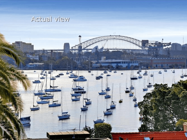 6/11 Annandale Street, Darling Point, NSW 2027
