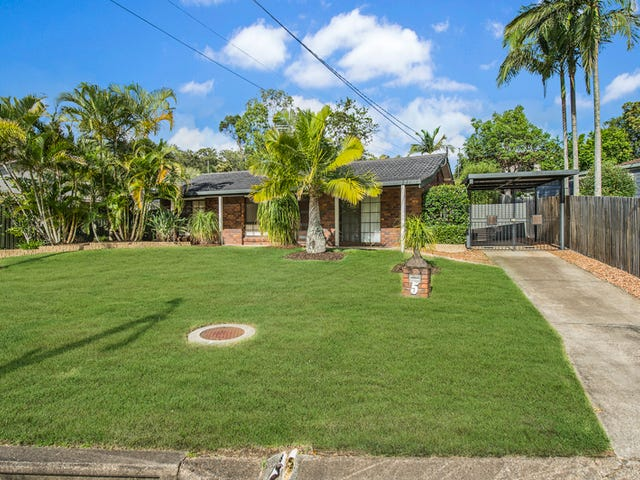 5 Fortril Drive, Springwood, Qld 4127