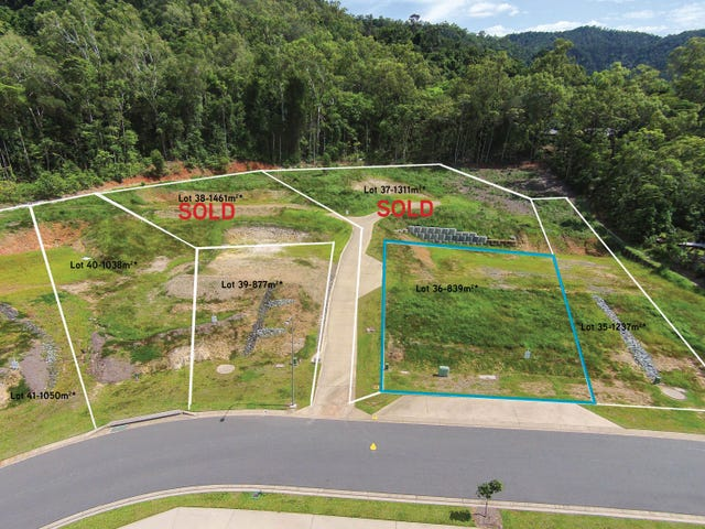 Lot 36, Mooreland Place, Kewarra Beach, Qld 4879