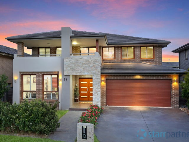 71 Ridgeline Drive, The Ponds, NSW 2769