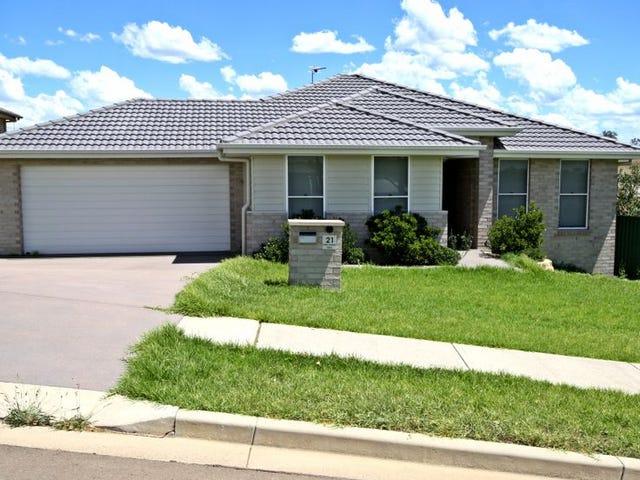 21 Henry Dangar Drive, Muswellbrook, NSW 2333