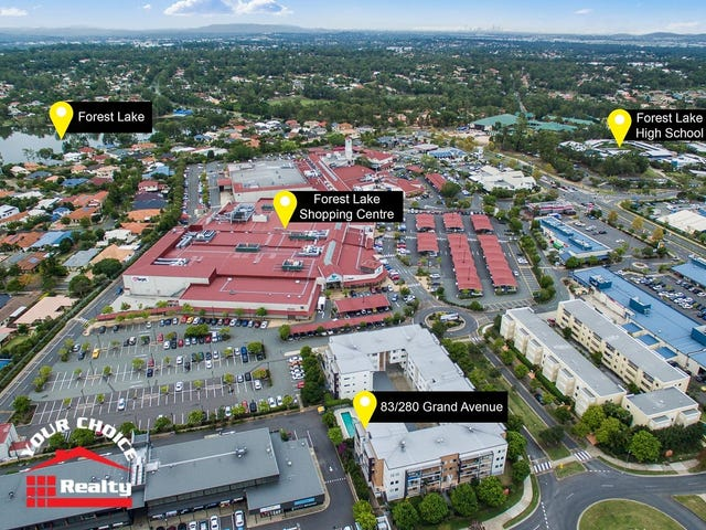83/280 Grand Avenue, Forest Lake, Qld 4078